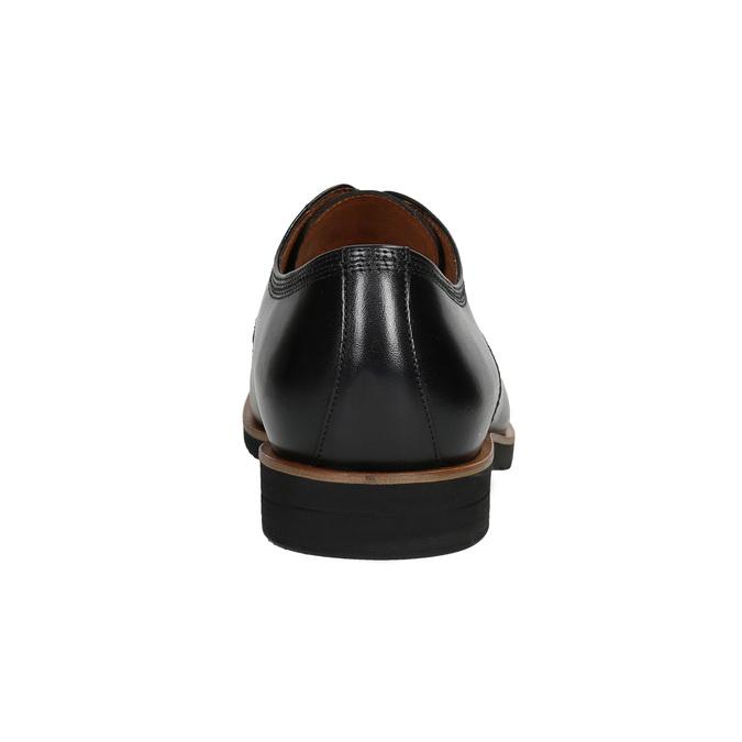 Men's leather shoes conhpol, black , 824-6991 - 16