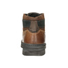 Men's Leather Winter Boots bata, brown , 896-3681 - 16