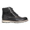 Men's Winter Ankle Boots bata, blue , 896-2657 - 15