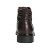 Leather Ankle Boots bata, brown , 894-4694 - 16