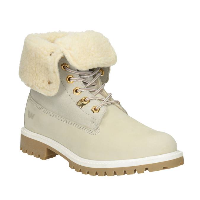 Ladies' Winter Boots with Fleece weinbrenner, 596-1668 - 13