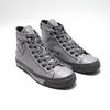 Ladies' ankle sneakers diesel, gray , 501-2743 - 26