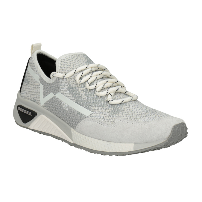 Ladies' sporty sneakers diesel, white , 509-1760 - 13