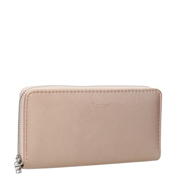 Ladies' Wallet, Pink bata, pink , 941-5155 - 13