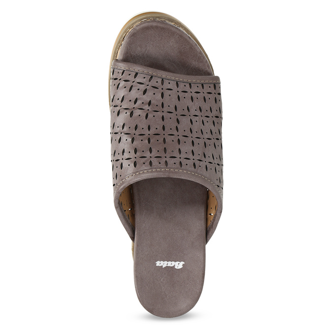 7612623 bata, brown , 761-2623 - 17