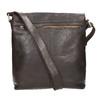 Men's Leather Bag bata, brown , 964-4234 - 26