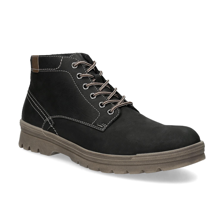 Weinbrenner Men s leather winter boots - Casual  6e3153d92c8d